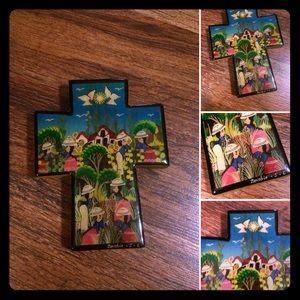 🦋2/$10 3/$15 4/$18 5/$20 Vintage Souvenir Cross